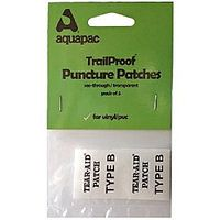 AQUAPAC Ремкомплект TrailProof/Puncture Patches (901)-DI-006081