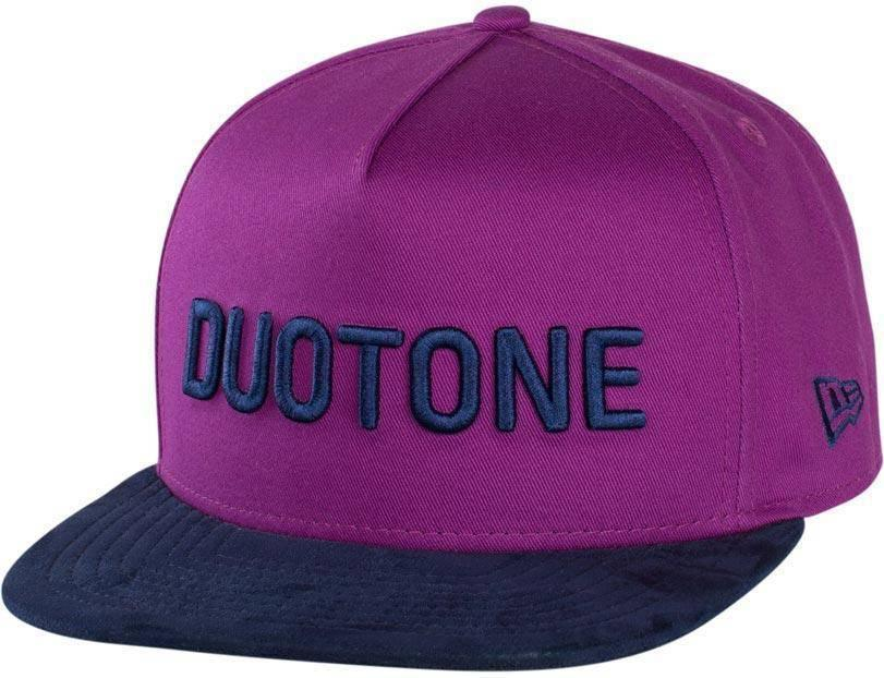 DT Кепка New Era Cap 9Fifty A-Frame - Bold (5915) пурп/син 19-ZM000005435
