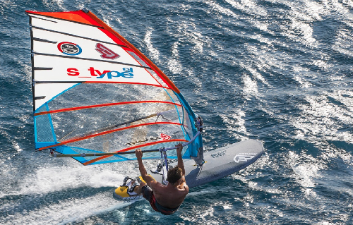 Новый парус NorthSails S_TYPE SL 2017 уже онлайн!