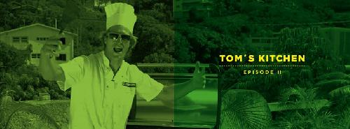 Второй эпизод «Tom´s Kitchen» с Tom Herbert