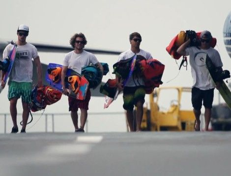 North Kiteboarding «The US Episode Teaser»