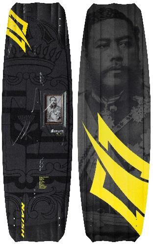 Новый Naish Monarch 2014 – кайтборд для комфортного фрирайда