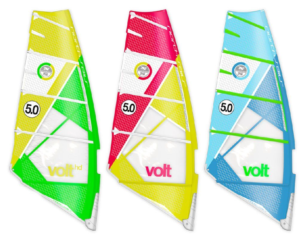 NORTH SAILS Парус VOLT 5.6 17-ZM000004093